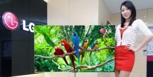 - OLED TV- Teknologi terbaru dari LG, 'OLED TV' yang memberikan pencahayaan secara organik. Foto : IST/ANING KARINDRA