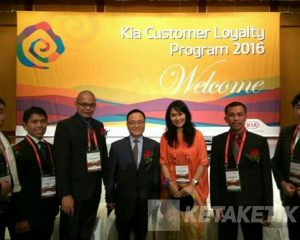 KIA Customer Loyalty Program 2016