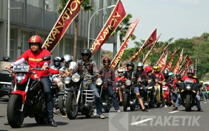 Suryanation Motorland 2016 Sukses Hibur Pecinta Kustom Semarang